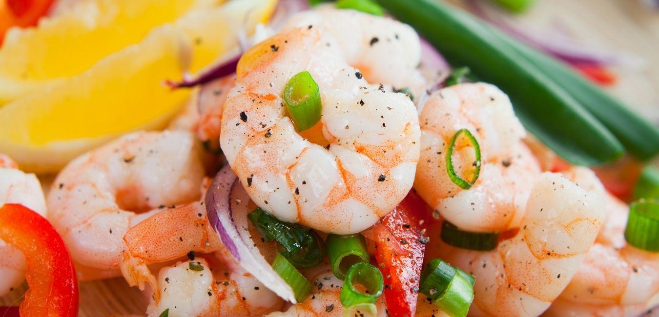 ¿Cómo preparar un ceviche de camarón?